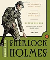 The Adventures of Sherlock Holmes / The Memoirs of Sherlock Holmes (The New Annotated Sherlock Holmes, I)