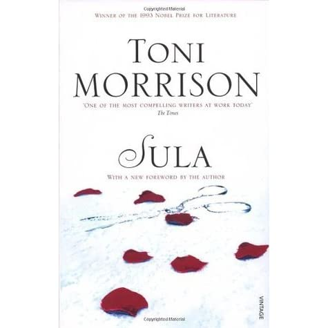 an analysis of nel and sula characters in the novel sula by toni morrison