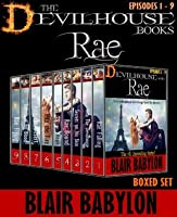Billionaires in Disguise: Rae (The Devilhouse #1-9)