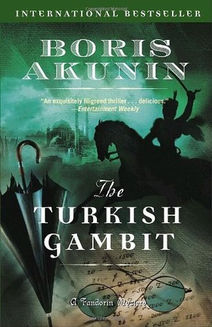 Akunin Boris Turkish Gambit