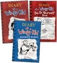Diary of a Wimpy Kid: #1-2 & Do-It-Yourself Book