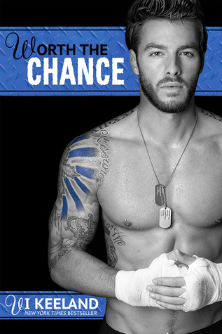 Worth the Chance (MMA Fighter, #2)