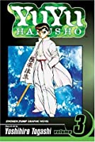 YuYu Hakusho, Vol. 3: In The Flesh
