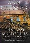That Way Murder Lies (Mitchell and Markby Village, #15)