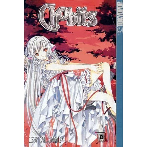 Chobits Vol 2 By CLAMP