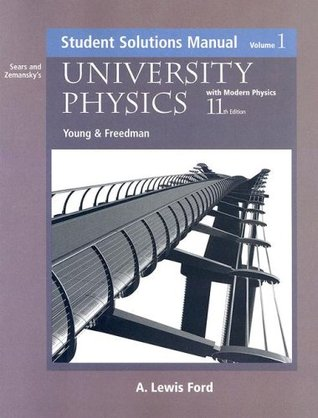 University Physics With Modern Physics Student Solutions