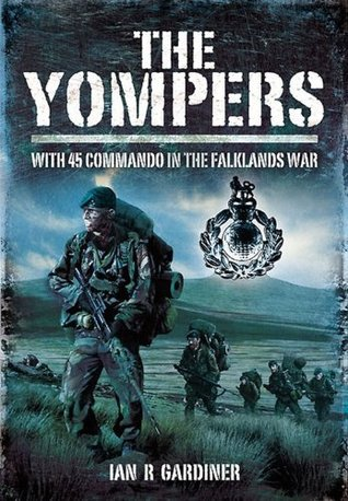 The Yompers With 45 Commando in the Falklands War