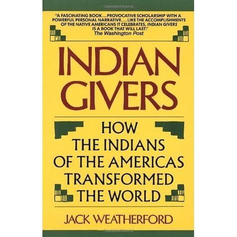 INDIAN GIVERS JACK WEATHERFORD EPUB
