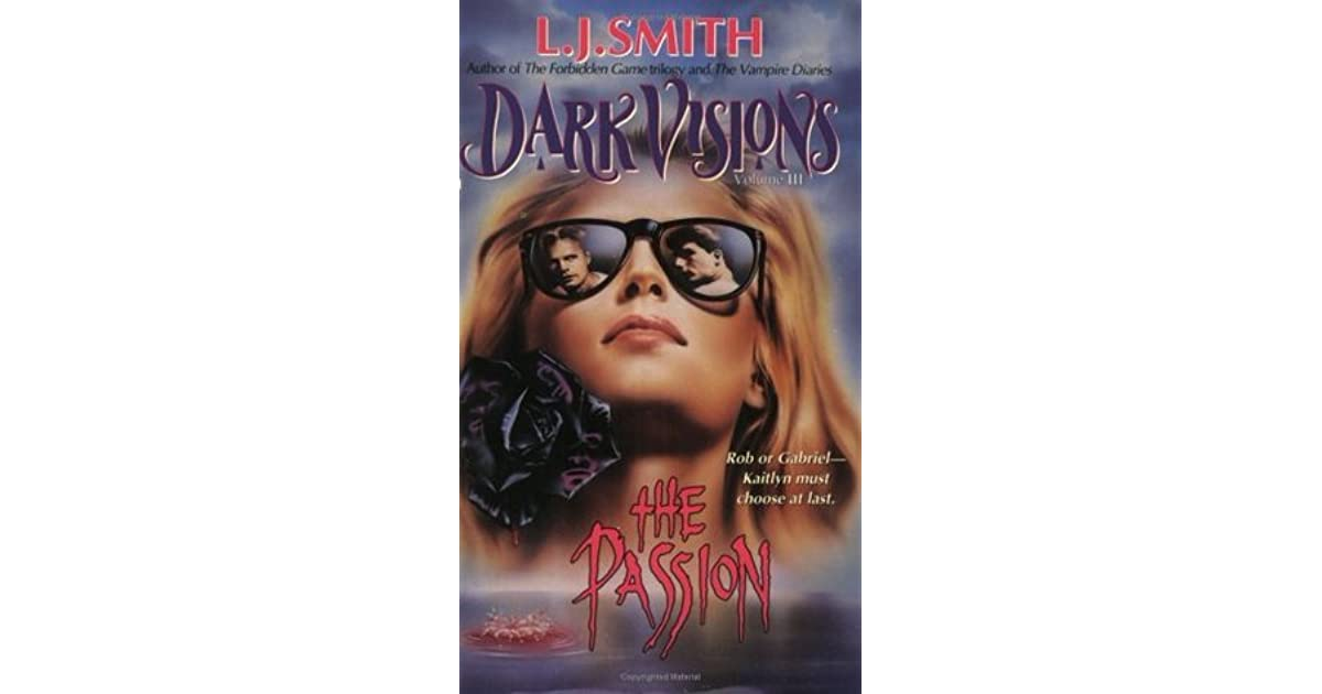 Dark Visions Lj Smith Pdf