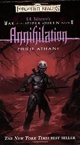 Annihilation (Forgotten Realms: War of the Spider Queen, #5)