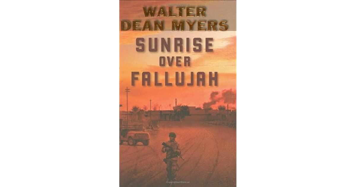 literary analysis of sunrise over fallujah essay Free sunrise over fallujah composition, and social background of fallujah analysis of operation my father would take me to watch the sunrise over.