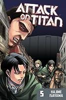 Attack on Titan, Vol. 5