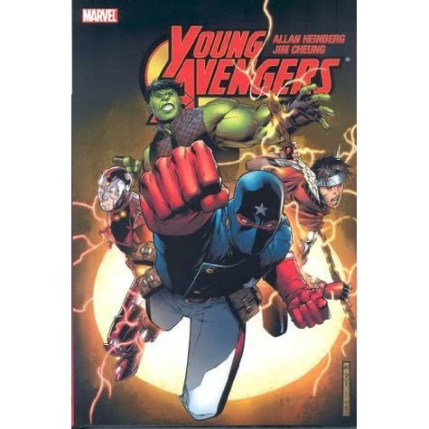 Young Avengers by Allan Heinberg