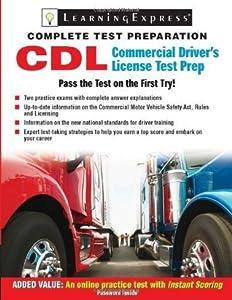 CDL: Commercial Driver's License Test Prep