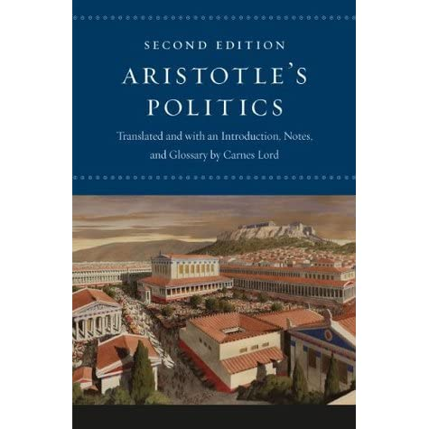 aristotle s political theory