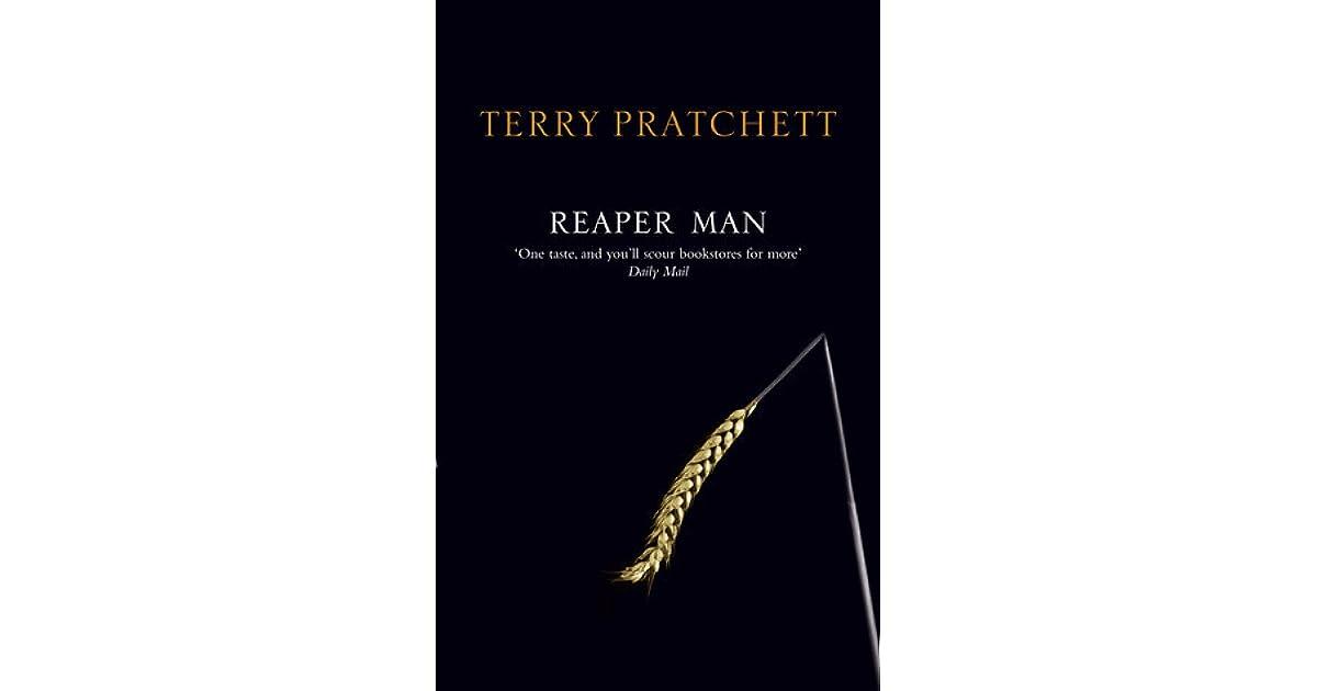Reaper Man (Discworld, #11