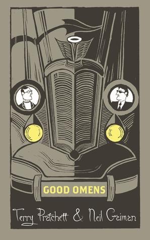 Good Omens by Terry Pratchett