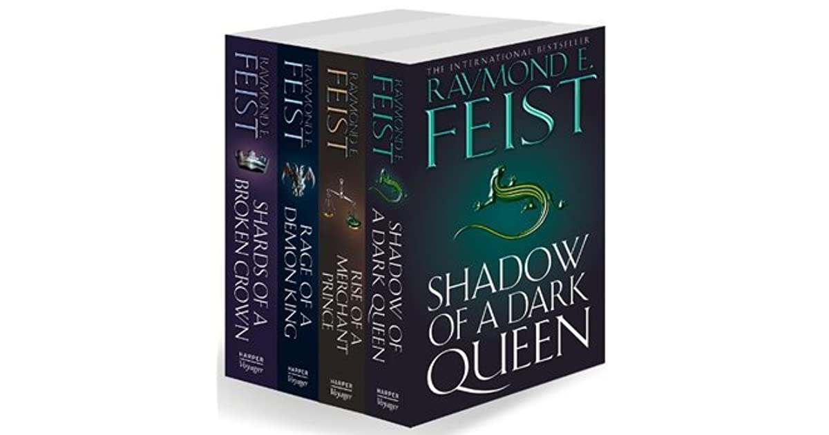 The Serpentwar Saga The Complete 4 Book Collection By Raymond E Feist