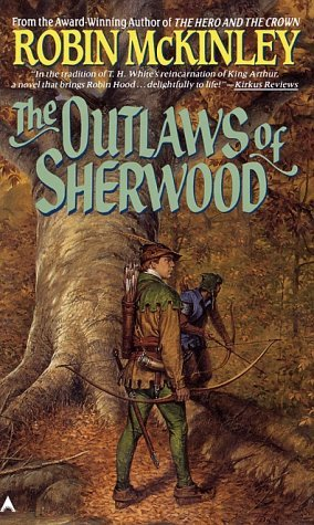 Image result for the outlaws of sherwood by robin mckinley