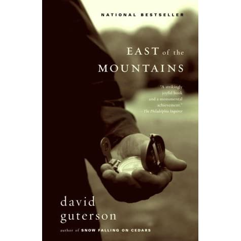 a review of east of the mountains by david guterson The many admirers of guterson's snow falling on cedars (1994) won't be  disappointed by this affecting, often superbly lyrical account of the.
