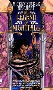 The Legend of Nightfall (Nightfall, #1)
