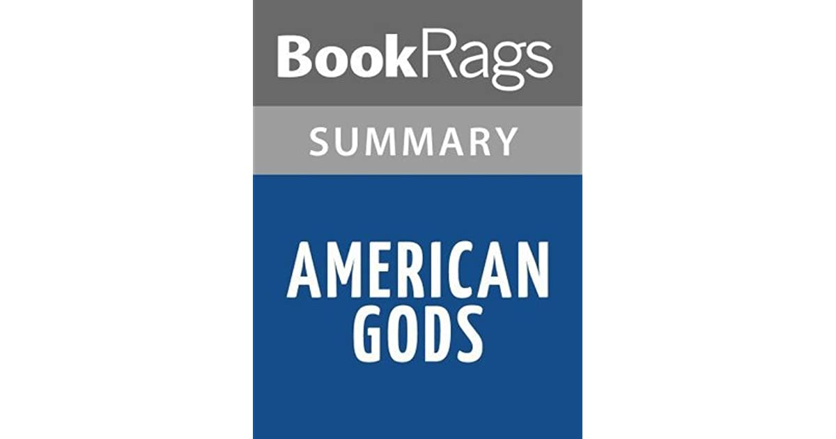American Gods By Neil Gaiman Summary Study Guide By Bookrags