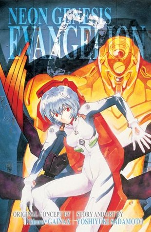 Neon Genesis Evangelion by Yoshiyuki Sadamoto