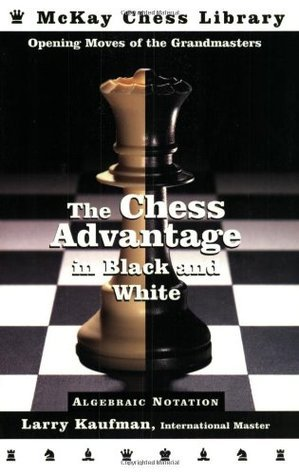 The Chess Advantage in Black and White