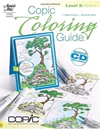 Copic Coloring Book Level 2:Nature