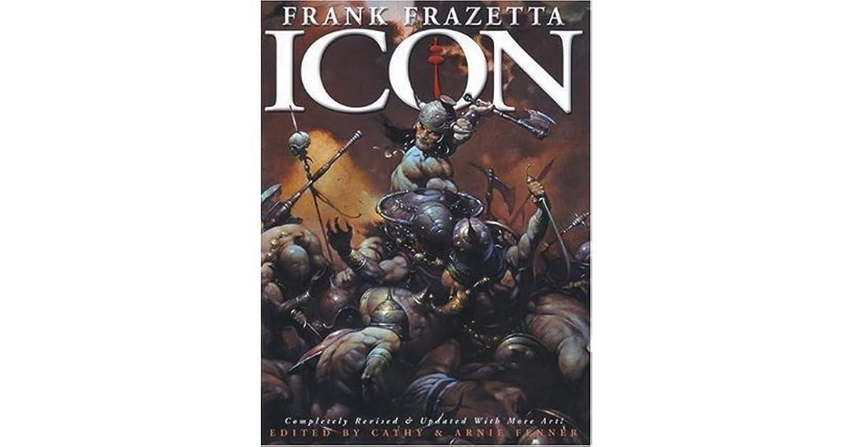 Icon by Frank Frazetta