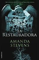La restauradora (La reina del cementerio, #1)