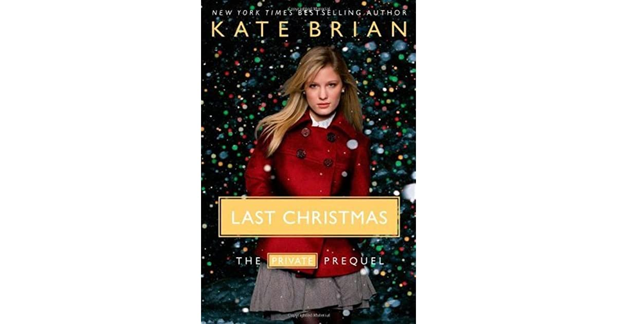 Kate brian goodreads giveaways