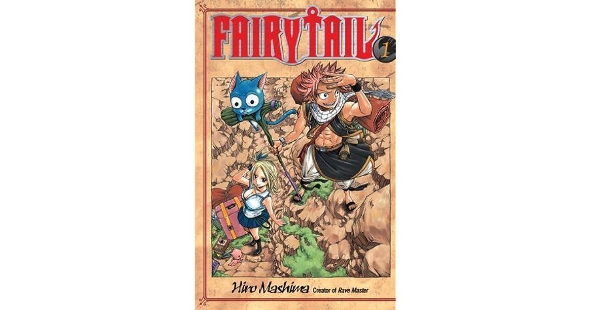 Fairy Tail Manga Epub