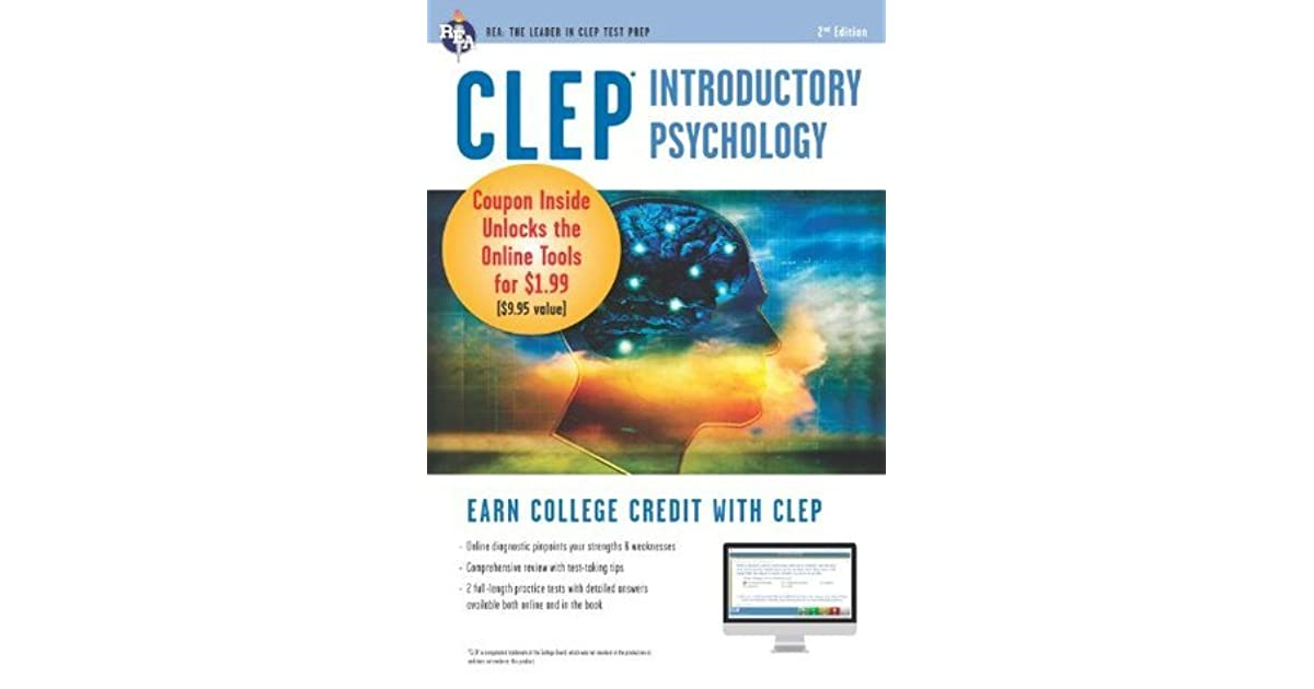 clep introductory psychology book pdf