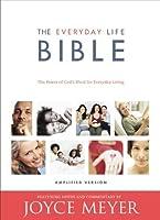 Holy Bible: Everyday Life Bible (Joyce Meyer)