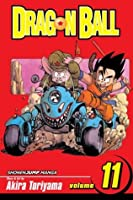 Dragon Ball, Vol. 11 (SJ Edition): The Eyes of Tenshinhan (Dragon Ball: Shonen Jump Graphic Novel)