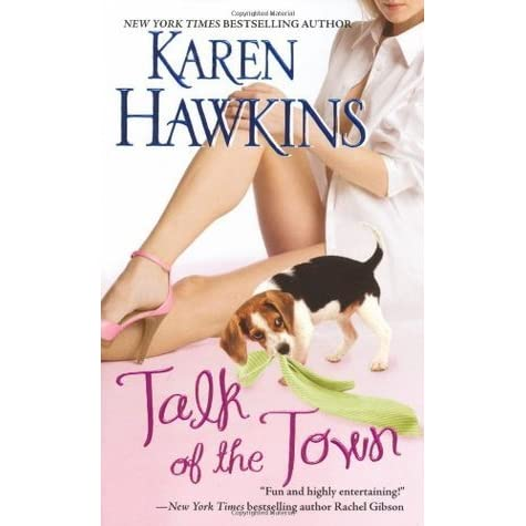 Download Talk Of The Town Glory Nc 1 By Karen Hawkins