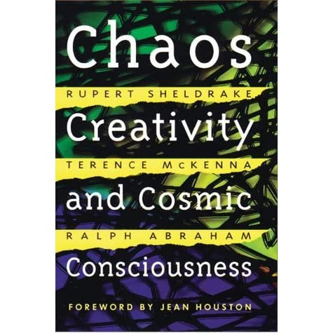 Chaos creativity and cosmic consciousness by rupert sheldrake fandeluxe Gallery