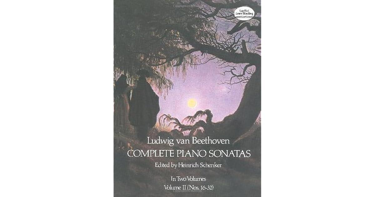 Complete Piano Sonatas, Volume 2 by Ludwig van Beethoven