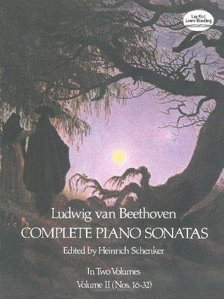 Complete Piano Sonatas, Volume 2 (Nos. 16-32)