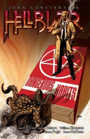 Hellblazer, Volume 5: Dangerous Habits