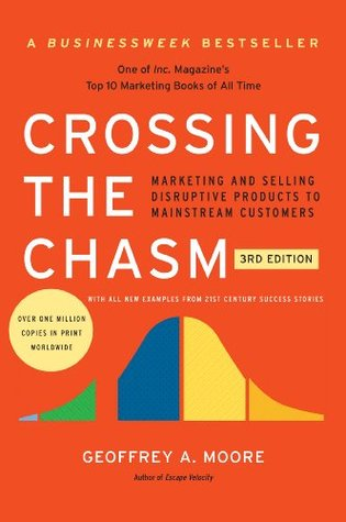 Crossing the Chasm – by Geoffrey A. Moore