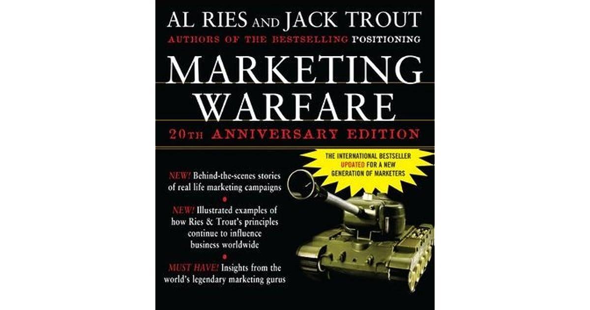 Marketing Warfare Al Ries Jack Trout Pdf