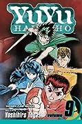 Yu Yu Hakusho, Volume 9: The Huge Ordeal!!