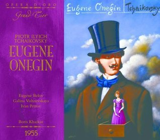 OPD 7066 Tchaikovsky-Eugene Onegin: Russian-English Libretto Peter Ilyich Tchaikovsky