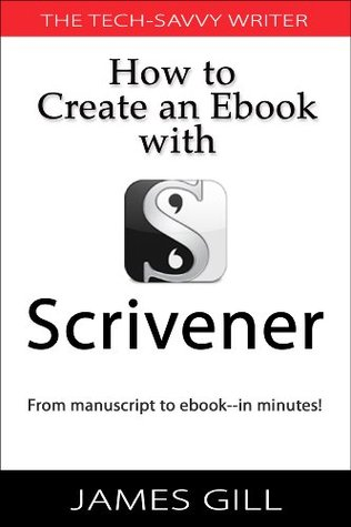 How to Create an Ebook With Scrivener