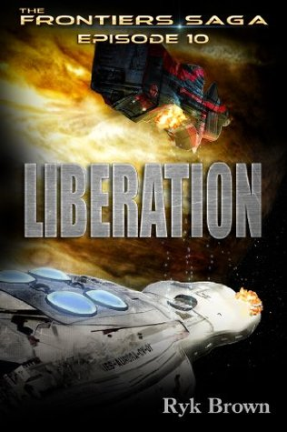 Liberation (The Frontiers Saga, #10)