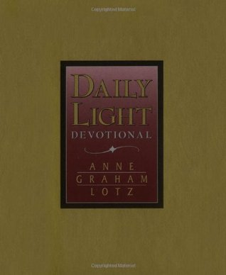 Daily Light Devotional (Burgundy Leather)