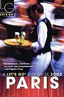 Let's Go Paris 2003
