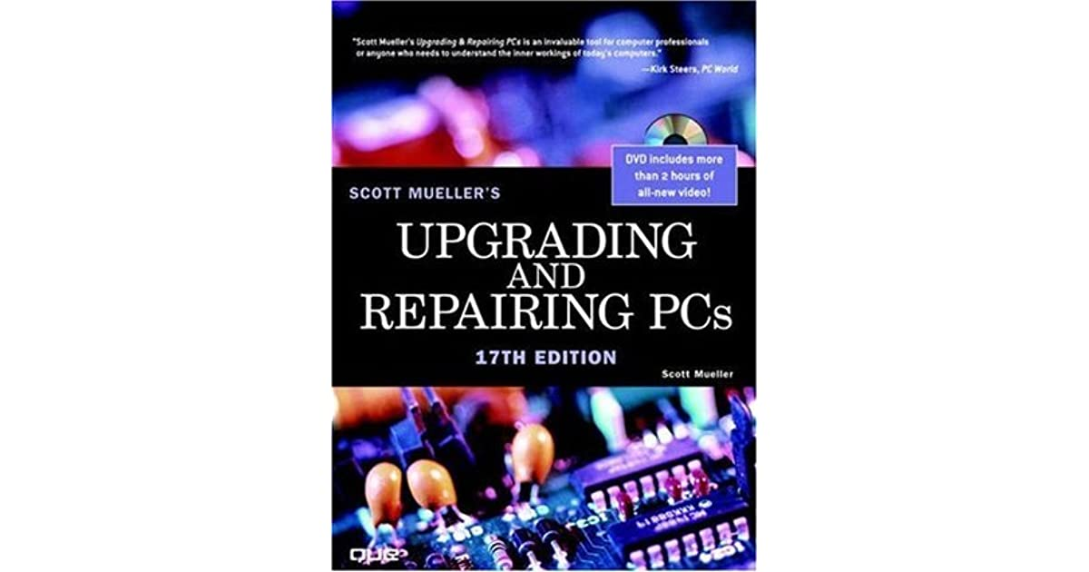 Pc Upgrade And Repair Pdf By Mueller